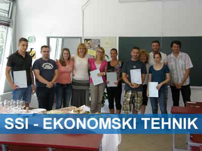 SSI EKONOMSKI TEHNIK
